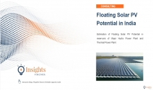 Floating Solar Potential in India - Beyond Imagination